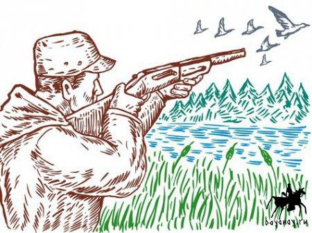 О сроках охоты на пернатую дичь в охотничьих угодьях